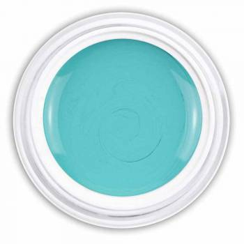 Farbgel mint green