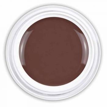 Farbgel clay brown