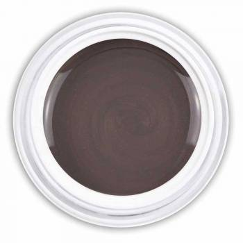 Farbgel olive brown metallic
