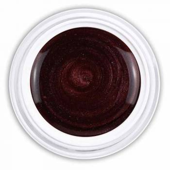 Farbgel dark red metallic