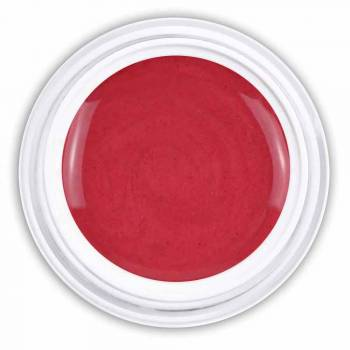 Farbgel pearl red metallic