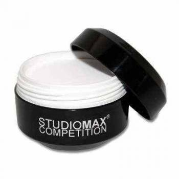 STUDIOMAX Competition Acryl-Puder X-Treme white