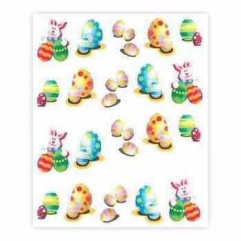 Ostern Nailart Sticker Design 7