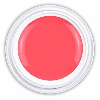 Glossy Farbgel coral pink