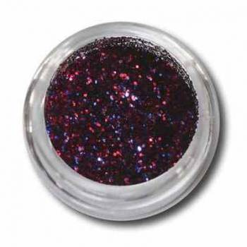Glitterpuder Red Diamond