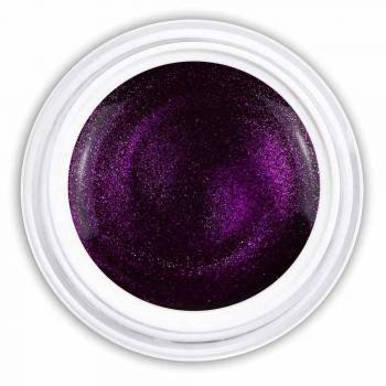 Glossy Farbgel luxury plum