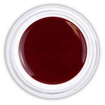 Glossy Farbgel old red