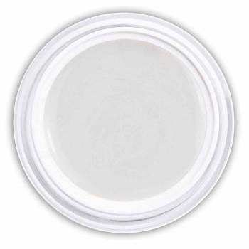 Glossy Farbgel pearly white