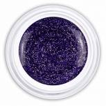 Farbgel magic violet glitter