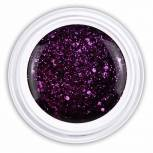 Farbgel fancy plum glitter