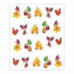 Ostern Nailart Sticker Design 3