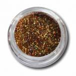 Glitterpuder Holographic Gold
