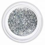 Chrom Glam Glossy Gel Silver Reflection