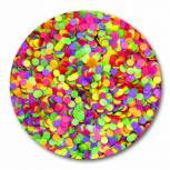 Konfetti Nailart Neon Mix, 1mm