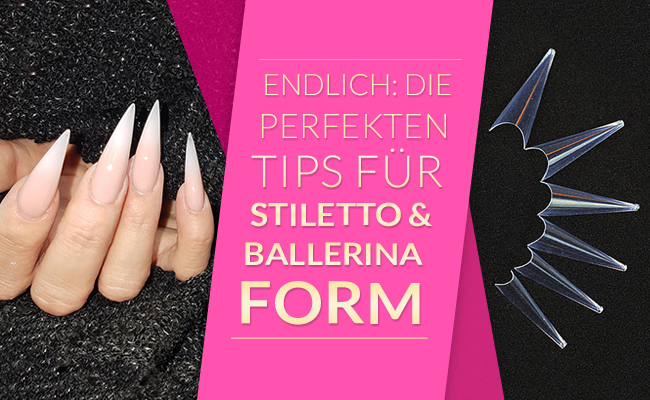 Stiletto Tips